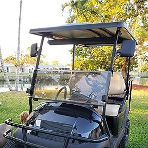 golf cart side mirror