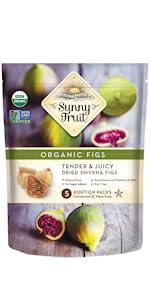 sunny fruit organic dried figs