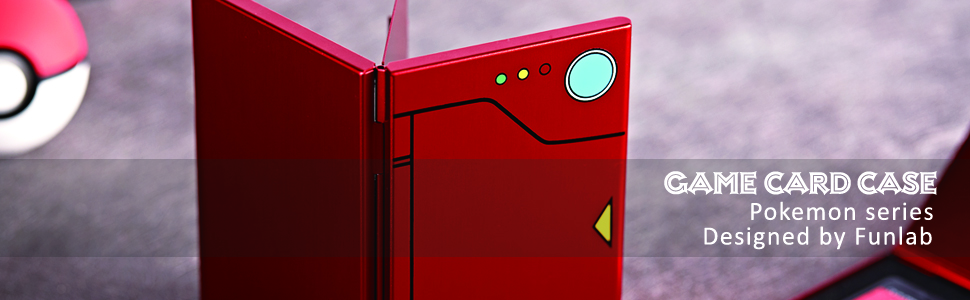 Switch Game Card Case