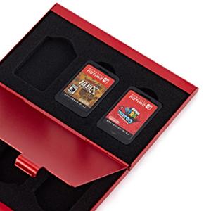 Amazon.com: Funlab Premium Game Card Case for Nintendo ...