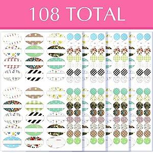 108 Total