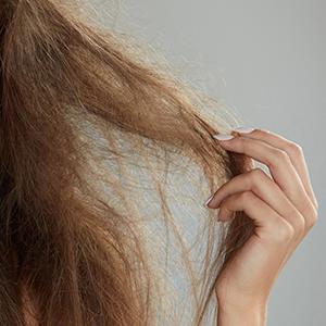 bad brown hair