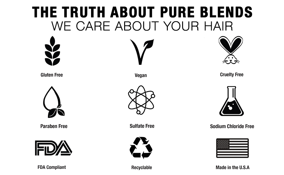 truth about pure blends