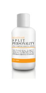 split personality keratin serum