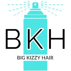 Big Kizzy Hair Logo