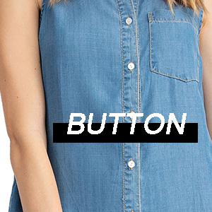 44cfb35e50b Anna-Kaci Classic Sleeveless Blue Jean Button Down Denim Pocket ...