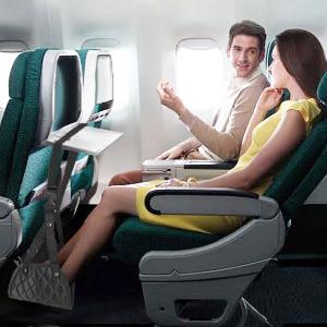 foot sling airplane