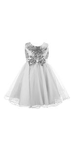 Sequin Princess Dress
