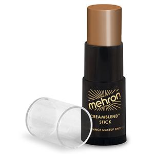 Mehron Makeup CreamBlend Stick Medium Tan