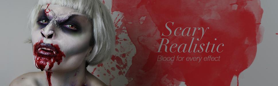Mehron Makeup Blood