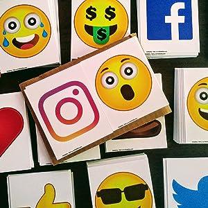Sidewalk Sign SmartSign Magic Master Social Emoji Board Message Track Emoticon Smile Arrow WiFi