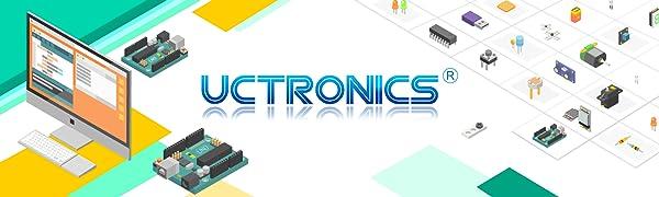 UCTRONICS Arduino Logo