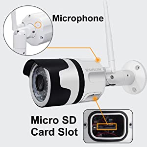 Arlo Überwachungskamera Wireless Wifi IP Security Camcorder Outdoor Kamera