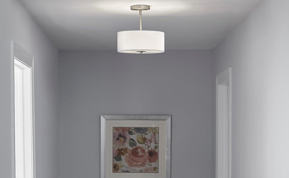 Hallway living room dining room kitchen ceiling light hanging lamp flush mount