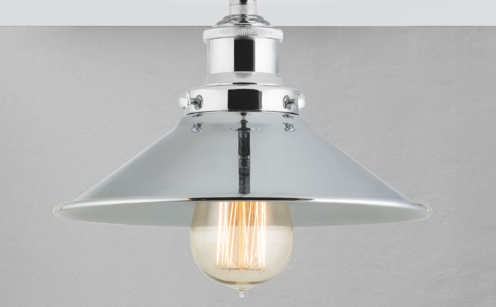 Andante industrial factory semi flushmount ceiling lamp polished the epitome of modern vintage andante ceiling fixtures made by linea di liara call to mind industrial lighting from the 1900s with vintage lines and mozeypictures Gallery