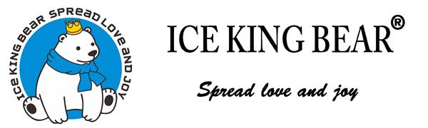 ice king bear stuffed animal plush toy