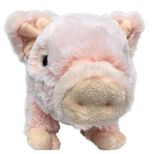 stuffed pig nose