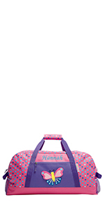 46a81fd6d262 Amazon.com | 3D Butterfly Kids Personalized Backpack by Lillian ...