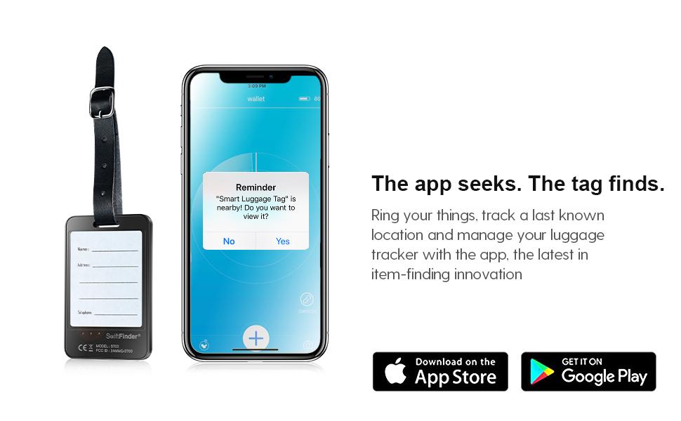 app find