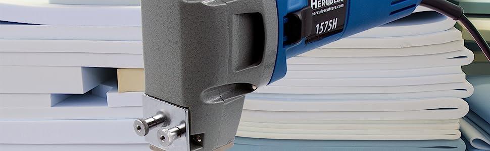 bosch 1575a hercules flexible plastic foam rubber electric cutting tool cutter reciprocating saw