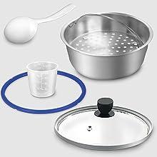 UltraPot Pressure Cooker