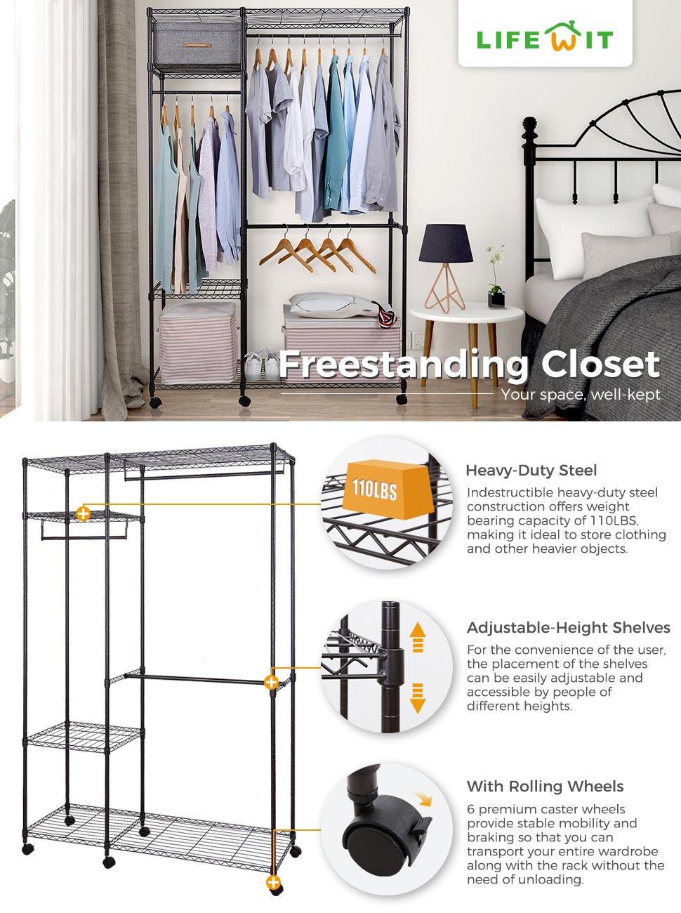 closets home doors glass free sliding bq freestanding standing walmart with furniture wardrobe closet