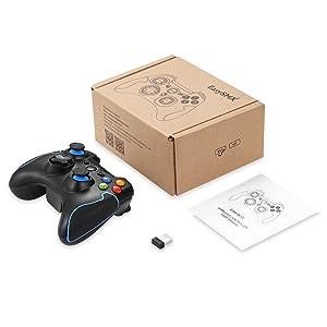 Amazon.com: 2.4G Wireless PS3 Controller, EasySMX PC