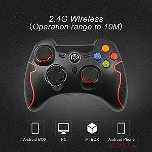 wireless joysticks