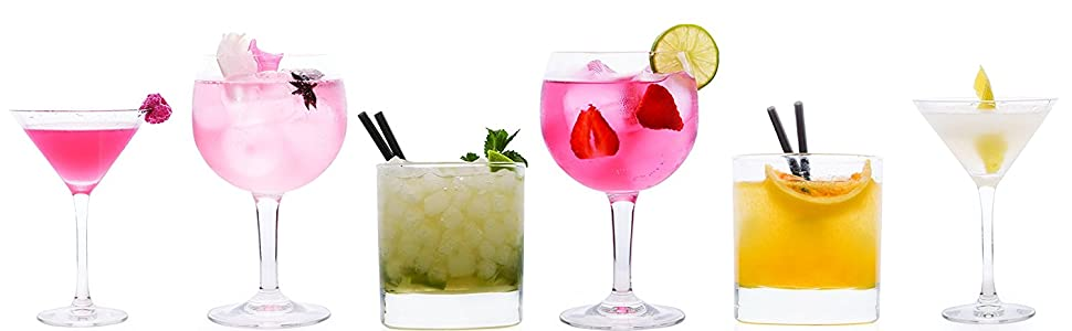 Gin amp; Tonic infusions