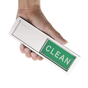 dishwasher magnet  KitchenTour Clean Dirty Magnet for Dishwasher Upgrade Super Strong Magnet – Easy to Read Non-Scratch Magnetic Silver Indicator Sign with Clear, Bold & Colored Text 31c53f68 a6c0 414f a979 b06aa5255347
