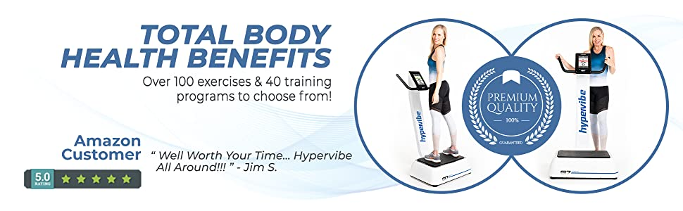 Total Body Health Benefits