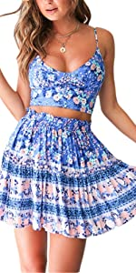 2e10fedc62fd Amazon.com: Nicetge Women's Vintage Sleeveless Starry Night Sky ...