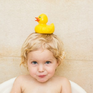 Toddler and Children Shampoo