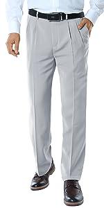 Slim Fit Wrinkle-Resistant Dress Pants