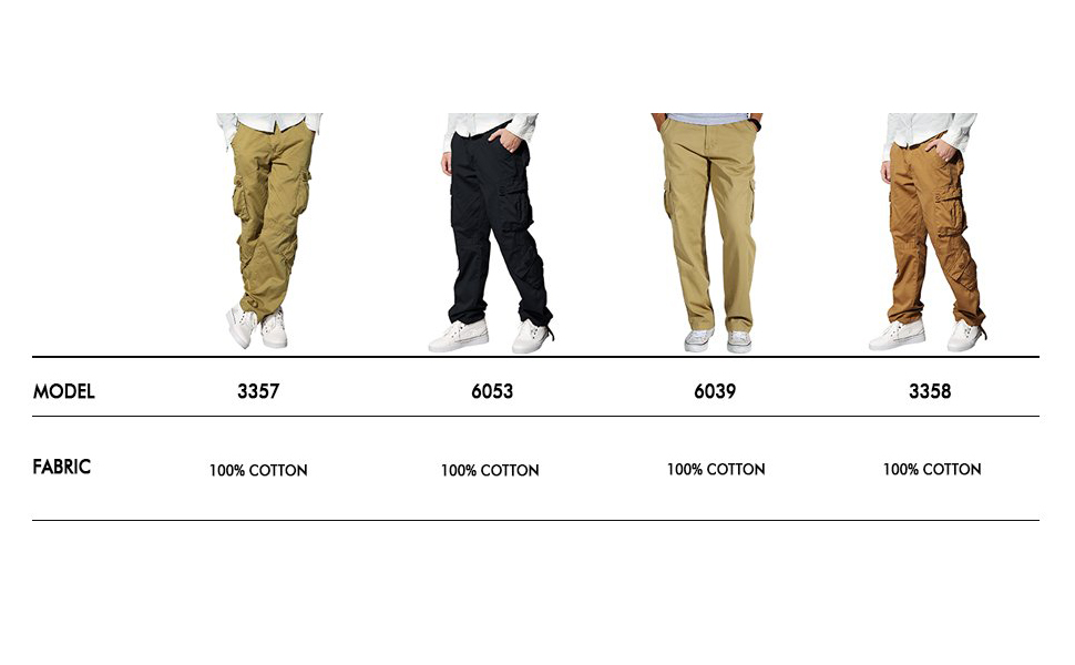 cargo pants,chino pants,multi-pockets,utility baggy cargo pants,loose fit military combat cotton