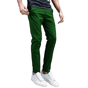 Match mens casual pants