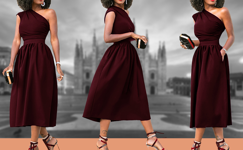 342829cebad1 Angerella Casual Dresses for Women Club Prom Homecoming Cocktail ...