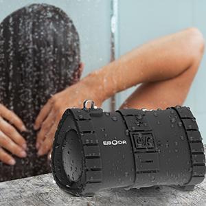 in shower speaker