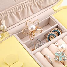 vlando jewelry box organizer