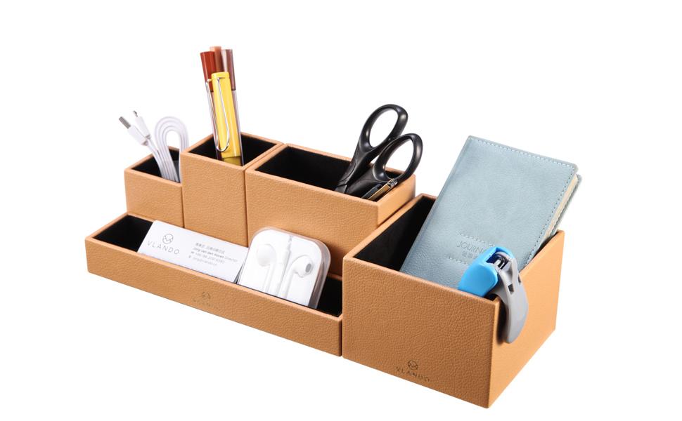 VPACK Desk Organizer Storage Box