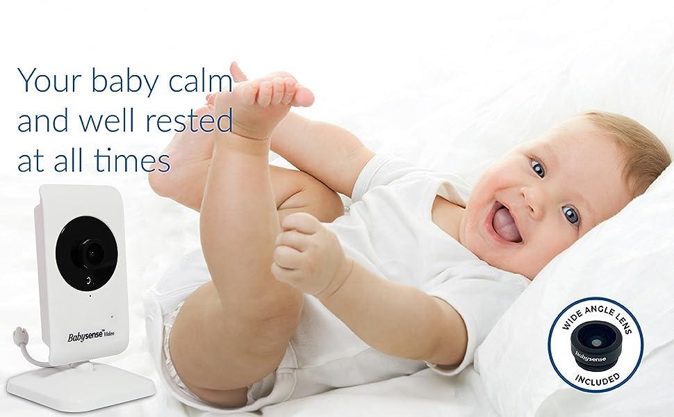 Babysense V35 happy baby