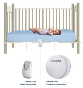 Amazon Com New Babysense 7 Under The Mattress Baby