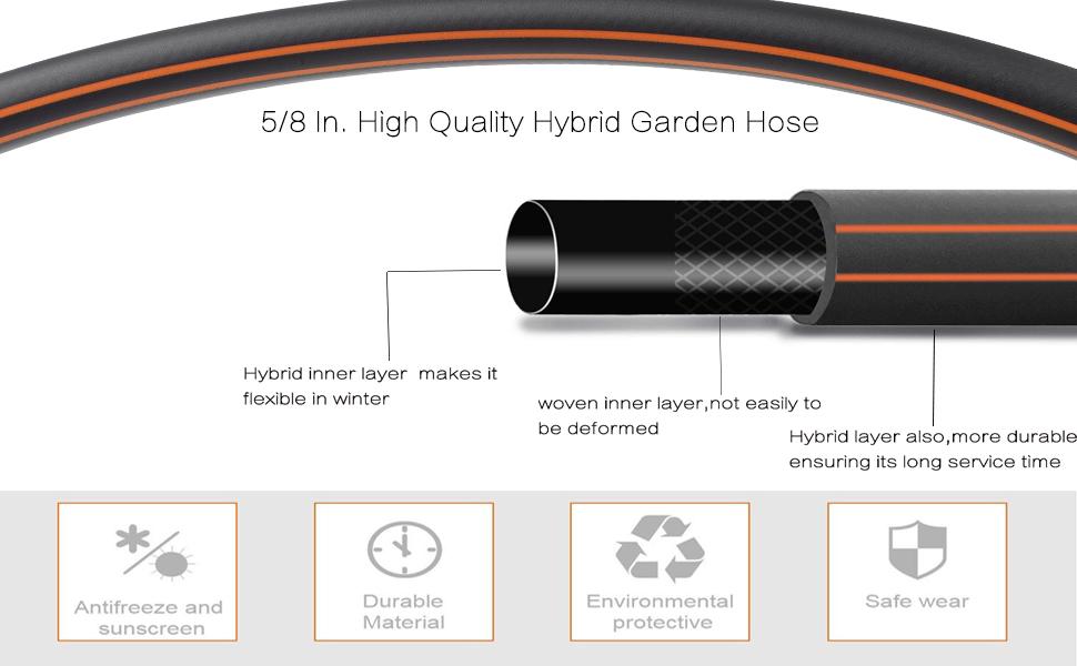 high quality hose