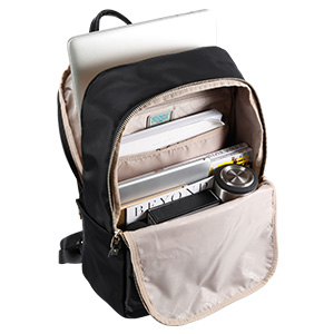 6127782dcf3e Wolfrealm Laptop Backpack for Women&Men Business Backpack Purse Lightweight  Rucksack Waterproof Notebook Bag College School Pack(15.6