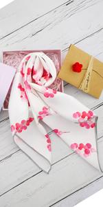 Chic Spring Neckerchief for Women