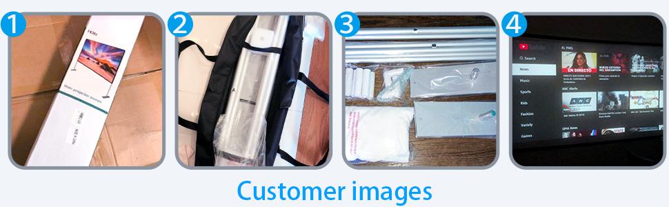 Buyer pictures