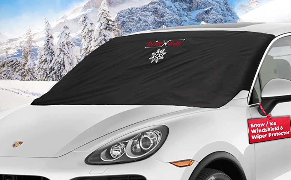 CAR ANTI FROST SNOW ICE  WINDSCREEN COVER PROTECTOR for Toyota Auris