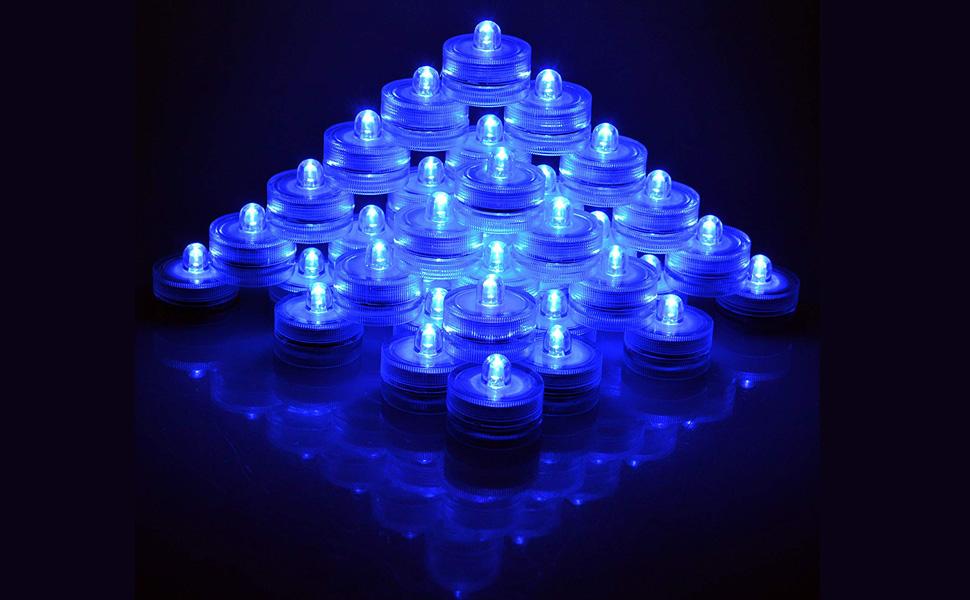Underwater Sub Lights