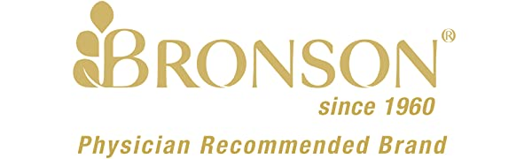 Bronson vitamins physician recommended brand