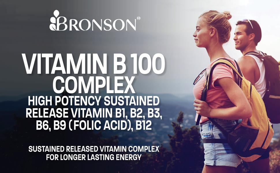 Vitamin B 100 Complex